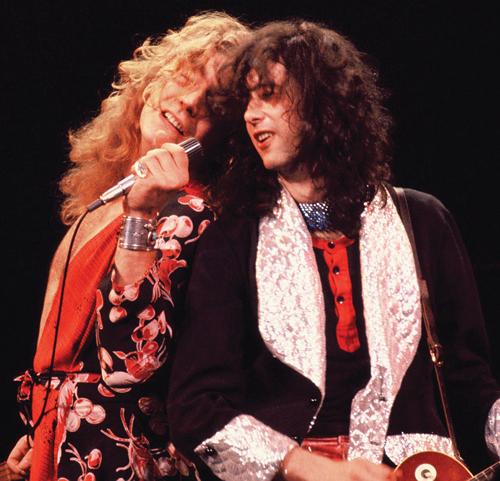 Led Zeppelin скачать бесплатно и слушать все песни
